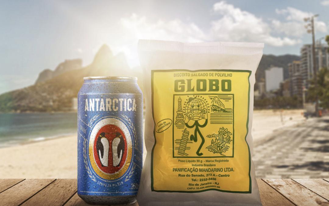 Antarctica realiza parceria com Biscoito Globo e reverte venda do produto para os ambulantes