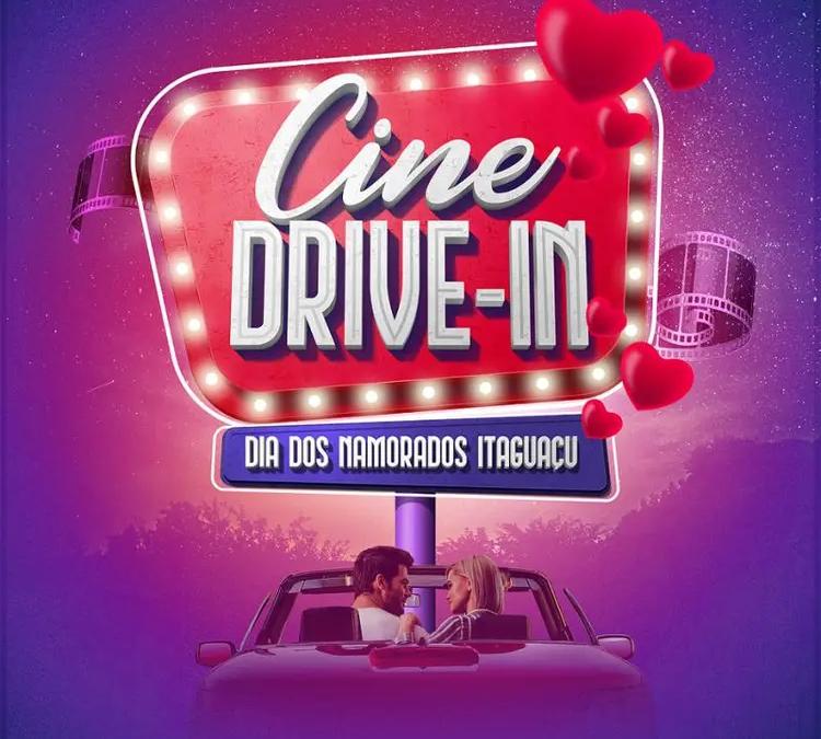 Shopping Itaguaçu oferece cinema drive-in gratuito para comemorar o Dia dos Namorados