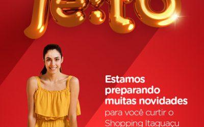 Shopping Itaguaçu apresenta campanha com foco em inovação