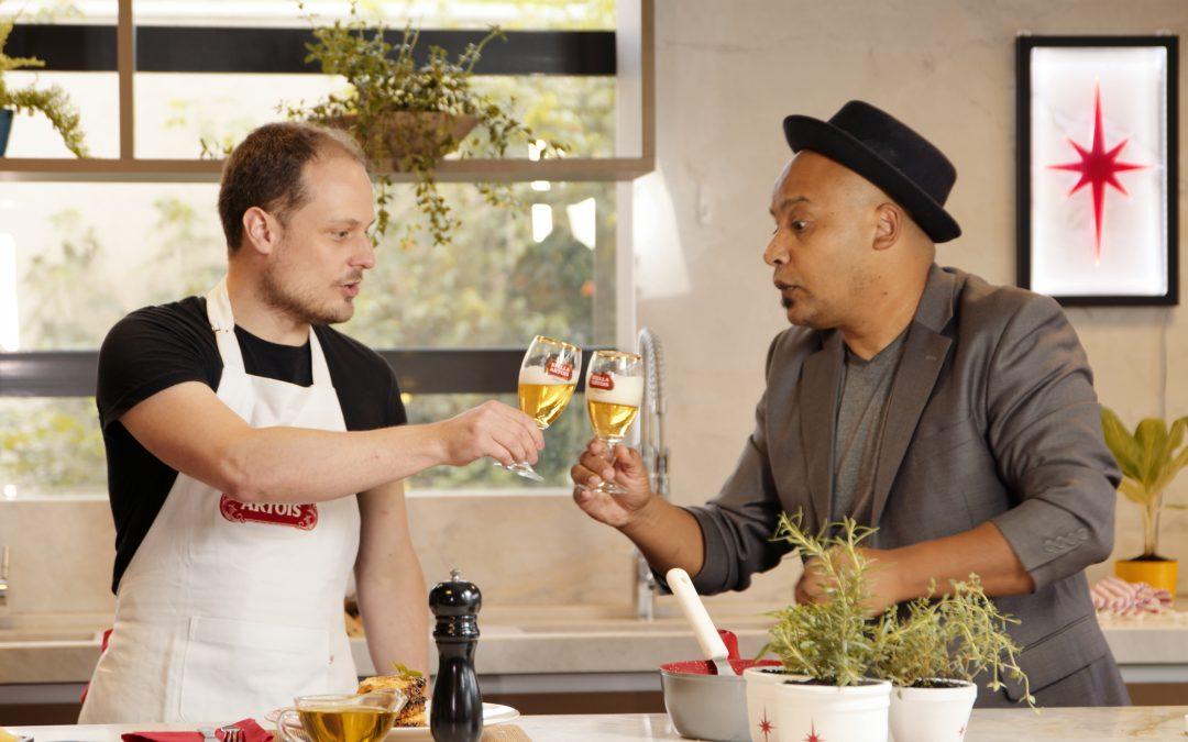 Chef Eduardo Richard comanda o segundo episódio de Stella Chefs Curitiba