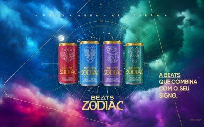 BEATS lança BEATS ZODIAC, bebida inspirada nos elementos do zodíaco