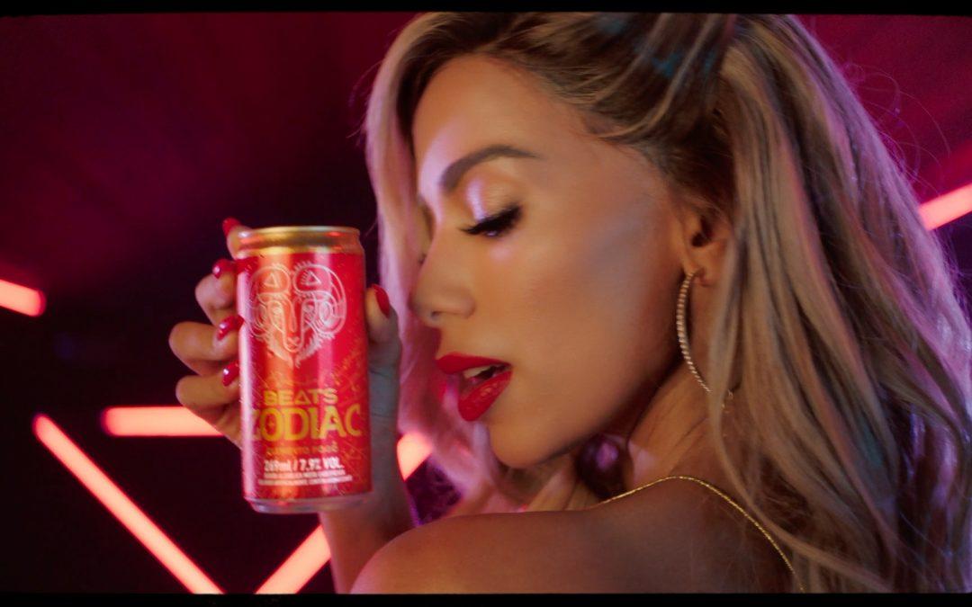 É 11.11! Beats e Anitta celebram o sucesso de Beats Zodiac