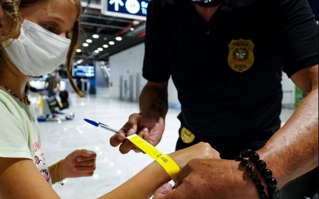 Shopping Itaguaçu recebe o Projeto Verão Seguro da Polícia Civil