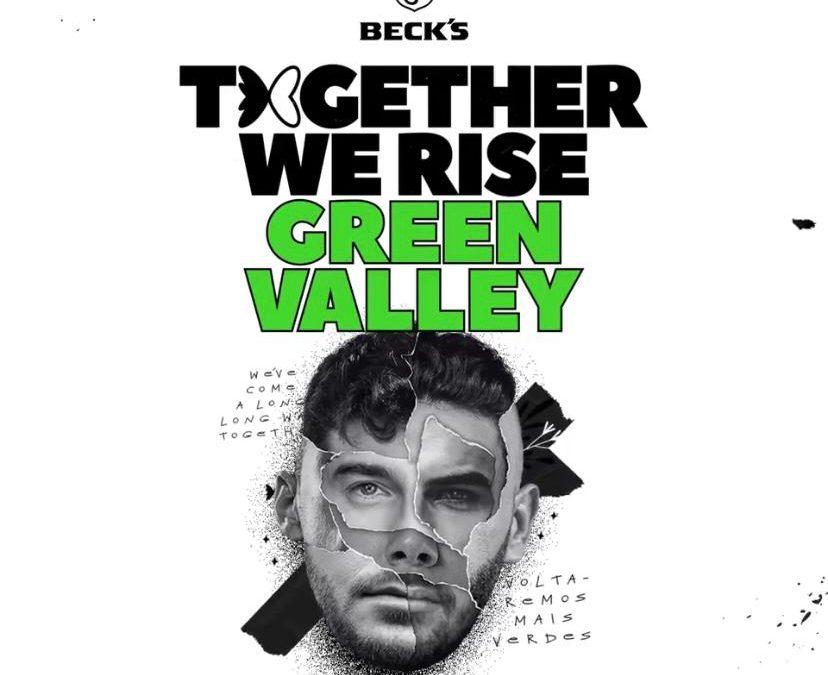 Green Valley adia o evento Together We Rise por conta do atual cenário da pandemia