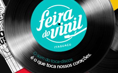 Shopping Itaguaçu recebe segunda edição da Feira do Vinil
